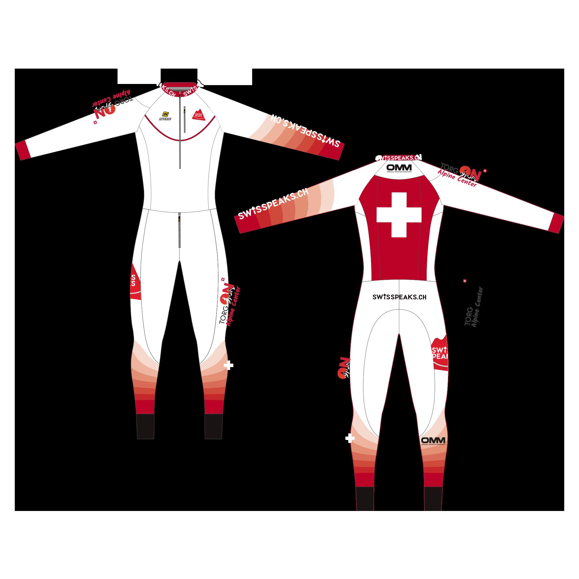 Combi de Ski-Alpinisme SwissPeaks