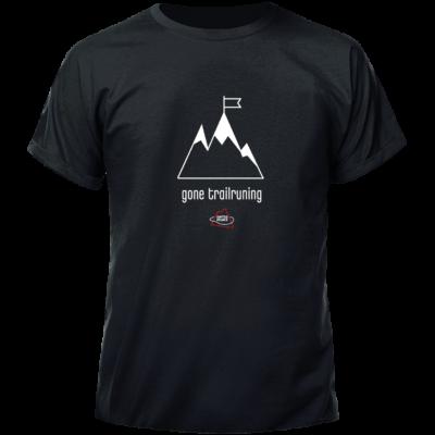 Exclusif et limité – T-shirt Muon SwissPeaks Gone Trailrunning